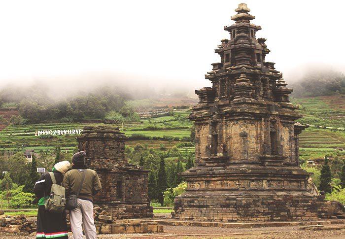 trip wisata dieng plateau murah
