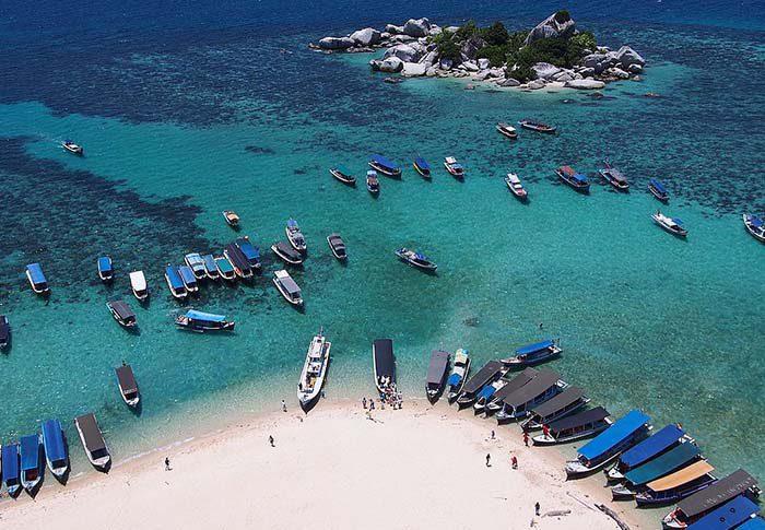 trip wisata pulau belitung