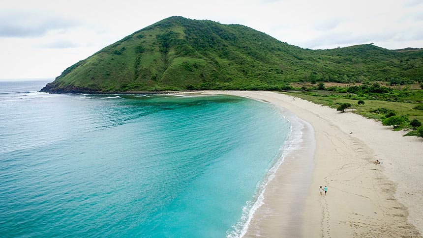trip pulau lombok 3h2m