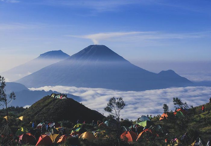 trip gunung prau dieng