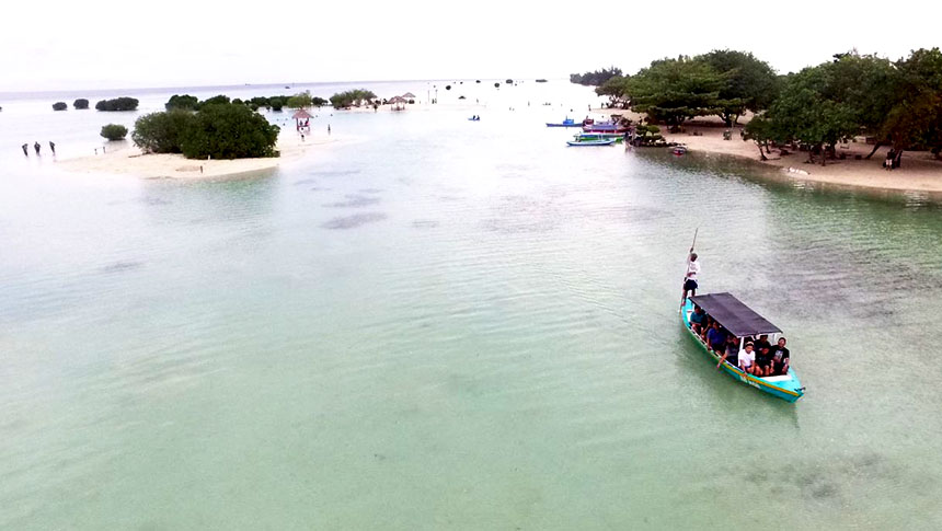 trip pulau pari murah