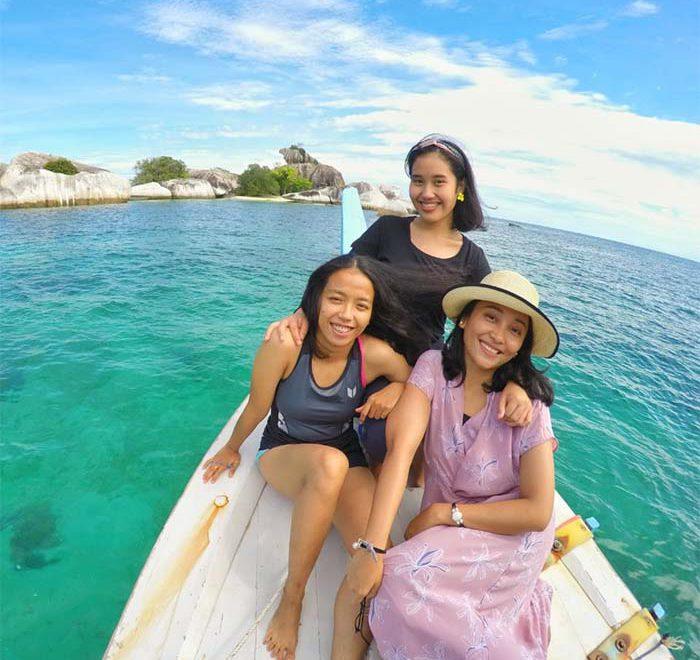 trip pulau belitung