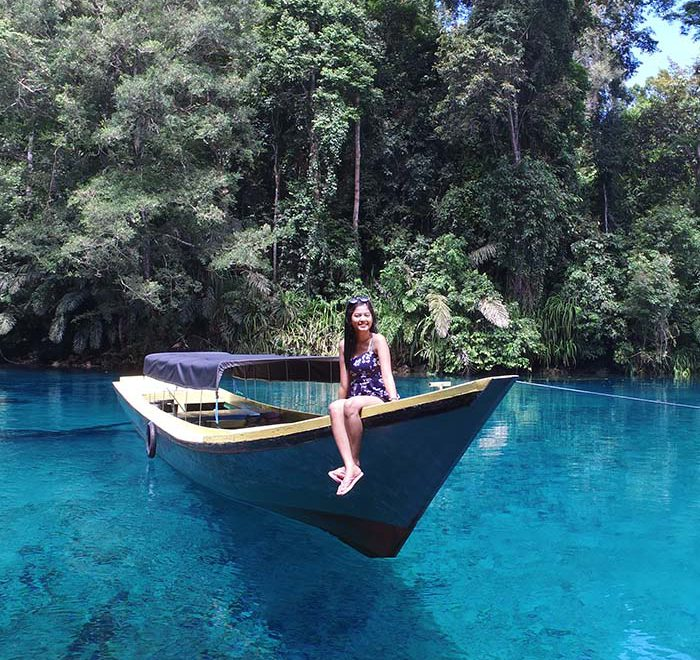 trip pulau derawan
