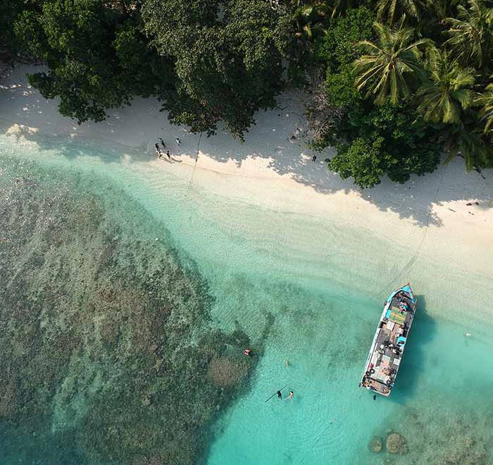 trip pulau sebesi